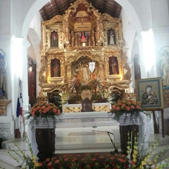 Photo taken at Iglesia Santa Librada by valntin c. on 6/10/2014