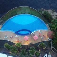 Photo taken at Park Suites Manaus by Isabor C. on 3/3/2013