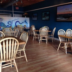 Photo taken at Shipwreck Grill by Angela G. on 8/2/2013