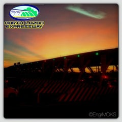 Photo taken at NLEx Bocaue Toll Plaza by Sherwin C. on 11/22/2012