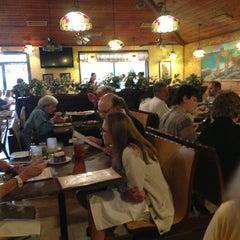Photo taken at Augy's Restaurant & Pizza by Julianne K. on 3/18/2013
