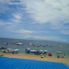 Photo taken at Tanjung Benoa Beach by Nysa L. on 2/6/2016