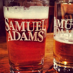 Photo taken at Samuel Adams Brewery by Jess S. on 12/8/2012
