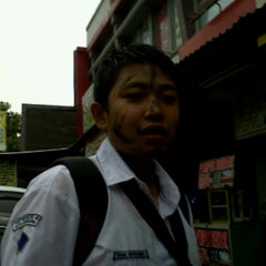 Photo taken at SMPN 45 Bandung by Alifya R. on 11/21/2012
