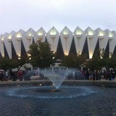 Photo taken at Hampton Coliseum by Jason H. on 10/19/2013
