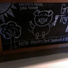 Photo taken at Noodles & Company by Tracey F. on 12/21/2012