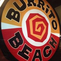 Photo taken at Burrito Beach by Mark C. on 12/17/2014