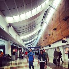 Photo taken at Norman Y. Mineta San José International Airport (SJC) by Stephanie P. on 5/29/2013