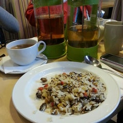 Photo taken at Kitchen On Your Way by Lesya on 10/19/2012