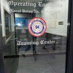 Photo taken at Local 94 Training Center by **Heath** on 1/15/2014