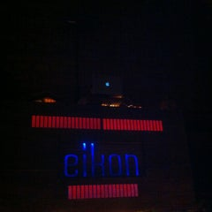 Photo taken at Eikon by alfian h. on 5/31/2013