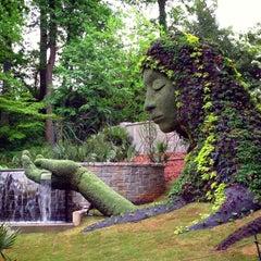 Photo taken at Atlanta Botanical Garden by J Z. on 5/2/2013