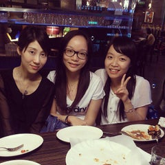 Photo taken at Bellini Pasta Pasta by Agnes L. on 7/8/2013