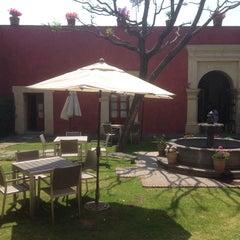 Photo taken at La Quinta Luna by Diego L. on 4/5/2014
