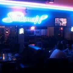 Photo taken at Sindoman Bar by Aydın B. on 2/17/2013