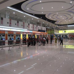 Photo taken at Terminal Bersepadu Selatan (TBS) / Integrated Transport Terminal (ITT) by qd 2. on 2/16/2013
