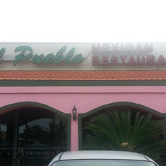 Photo taken at Del Pueblo Mexican Restaurant by Marcus on 6/9/2013