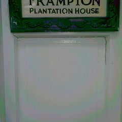 Photo taken at Lowcountry Visitors Center & Museum (at Frampton Plantation) by Jennifer H. on 4/30/2013