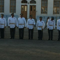 Photo taken at Regimiento Reforzado Nº4 Rancagua by Gerardo A. on 10/19/2012