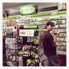 Photo taken at GameStop by Rich K. on 5/29/2013