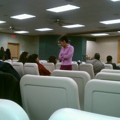 Photo taken at Kingdom Hall Of The Jehovah's Witnesses by Mariana B. on 2/24/2013