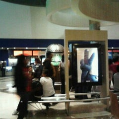 Photo taken at Cinemex by Wendy B. on 10/21/2012