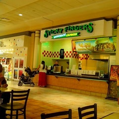 Photo taken at Northwoods Mall Food Court by Steve S. on 7/2/2014