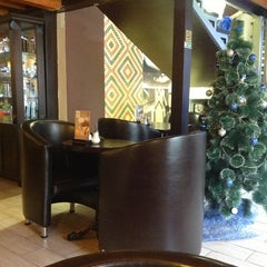 Photo taken at Traveler's Coffee by Jale C. on 12/30/2012
