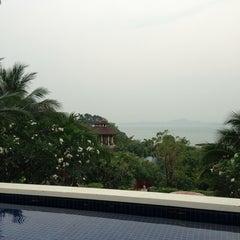 Photo taken at Sheraton Pattaya Resort by oakeybkk on 2/3/2013