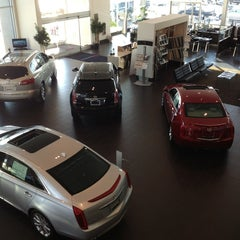 Photo taken at Suburban Cadillac Buick by Daniel B. on 2/6/2013