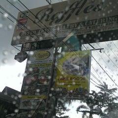 Photo taken at Raffles Restaurant Puncak by -Black V S. on 12/29/2012