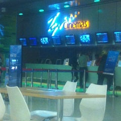 Photo taken at TGV Cinemas by Miqdam M. on 11/1/2012