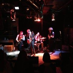 Photo taken at The Bowery Electric by Ariele E. on 12/15/2012