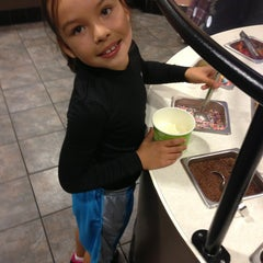 Photo taken at Froyo Love by Marcus D. on 12/19/2012