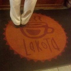 Photo taken at Lakota Coffee Company by Alexændria A. on 11/14/2012