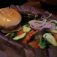 Photo taken at Frat Burger by Candice C. on 4/7/2013