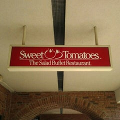 Photo taken at Sweet Tomatoes by Amanda C. on 2/3/2013