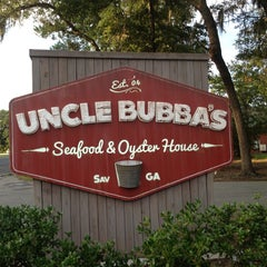 Photo taken at Uncle Bubba's Oyster House by Daniel M. on 8/11/2013