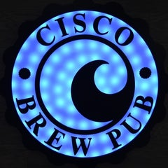 Photo taken at Cisco Brew Pub of Nantucket by Alison R. on 10/24/2012