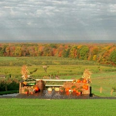 Photo taken at Mapleside Farms by Andrew N. on 10/20/2013
