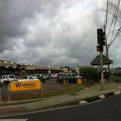 Photo taken at Waimalu Shopping Center by Sandra M. on 4/26/2014