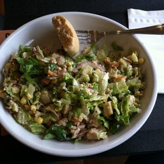 Photo taken at The Big Salad by Trinity G. on 11/18/2013