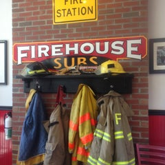 Photo taken at Firehouse Subs by Alinda F. on 6/20/2013