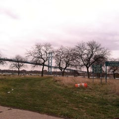 Photo taken at Riverside Park Boat Launch by Paul B. on 11/13/2012