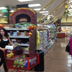 Photo taken at Trader Joe's by Carmex V. on 10/22/2012