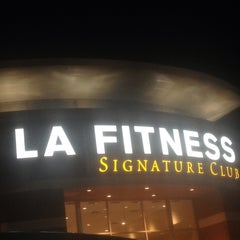 Photo taken at LA Fitness by Ali A. on 9/10/2013