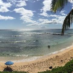 Photo taken at Ko'a Kea Hotel & Resort by Cynthia D. on 3/2/2015