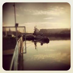 Photo taken at Подводная лодка «Б-413» by Roman S. on 11/2/2012