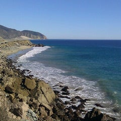 Photo taken at Paradise Cove by Kelly G. on 10/27/2012