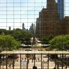 Photo taken at The Shops at Columbus Circle by Robert R. on 6/23/2013